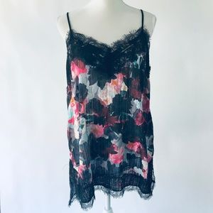 K Lab Lace Cami Tank Top